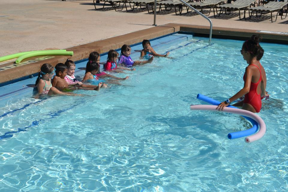 American Red Cross Adult Swim: Beginner - CourseHorse