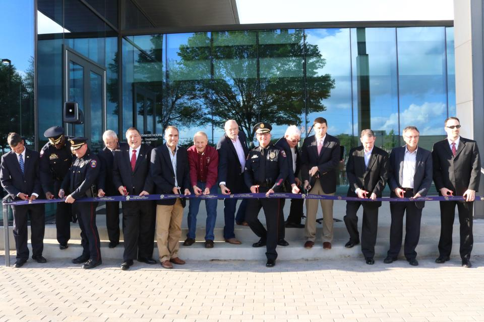 CPD Ribbon Cutting