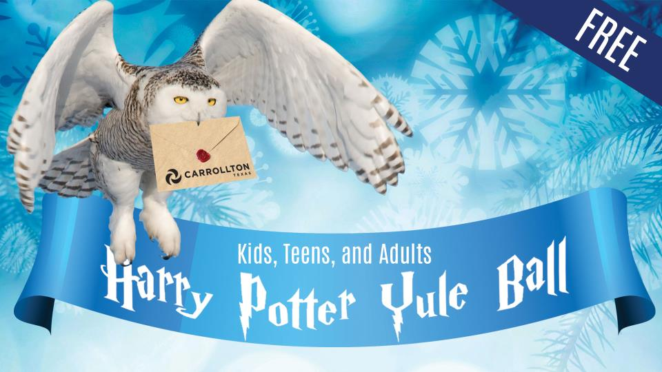 Harry Potter Yule Ball for Kids, Teens and Adults
