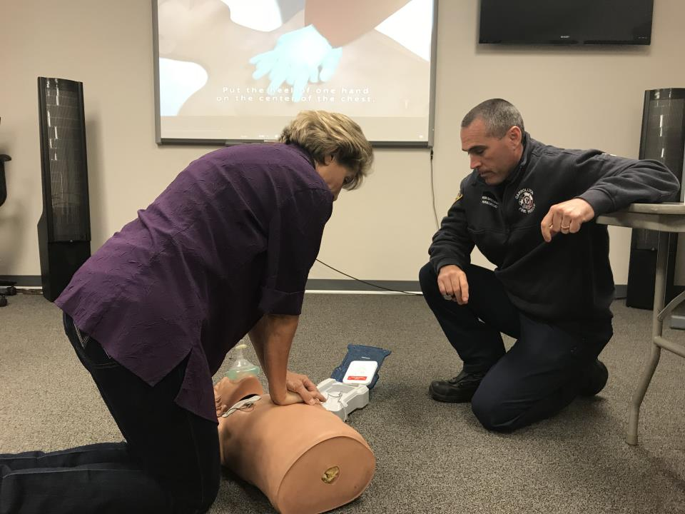 CPR picture