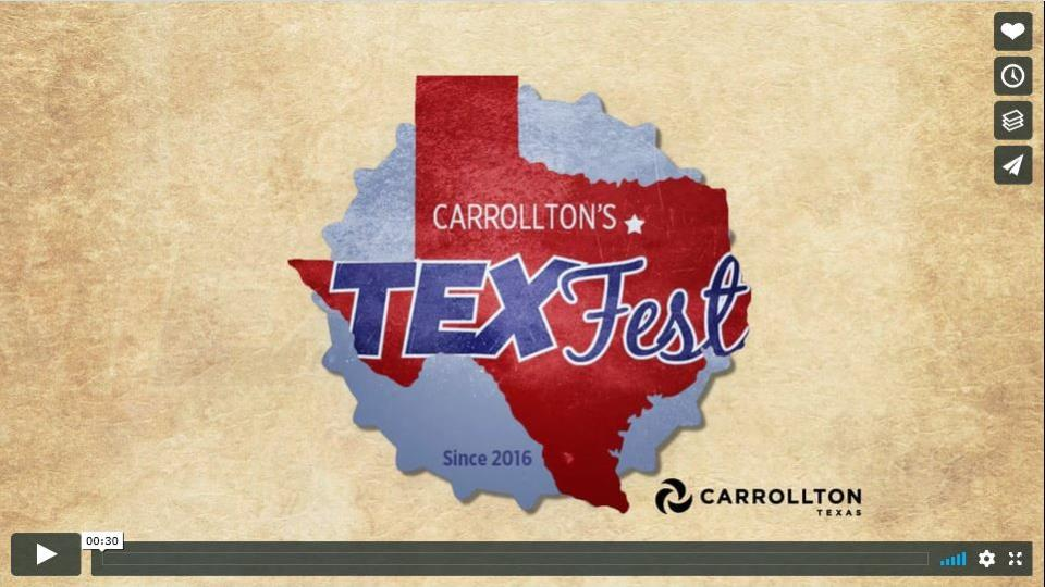TEXFest video image