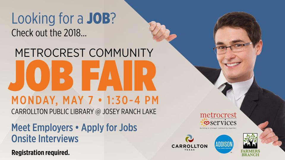 Metrocrest Community Job Fair