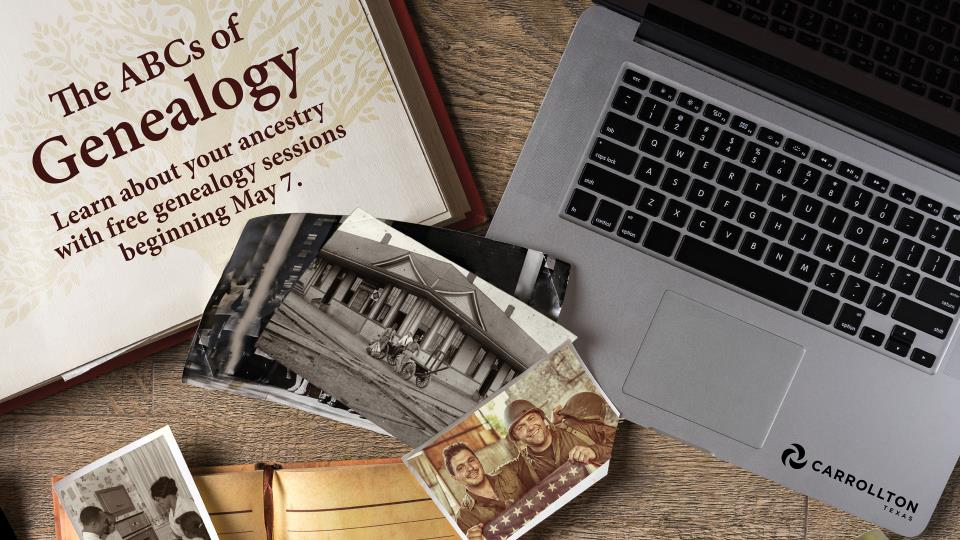 The ABCs of Genealogy Summer Classes