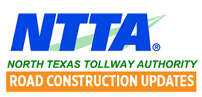 NTTA-Road-Construction-Updates-Logo