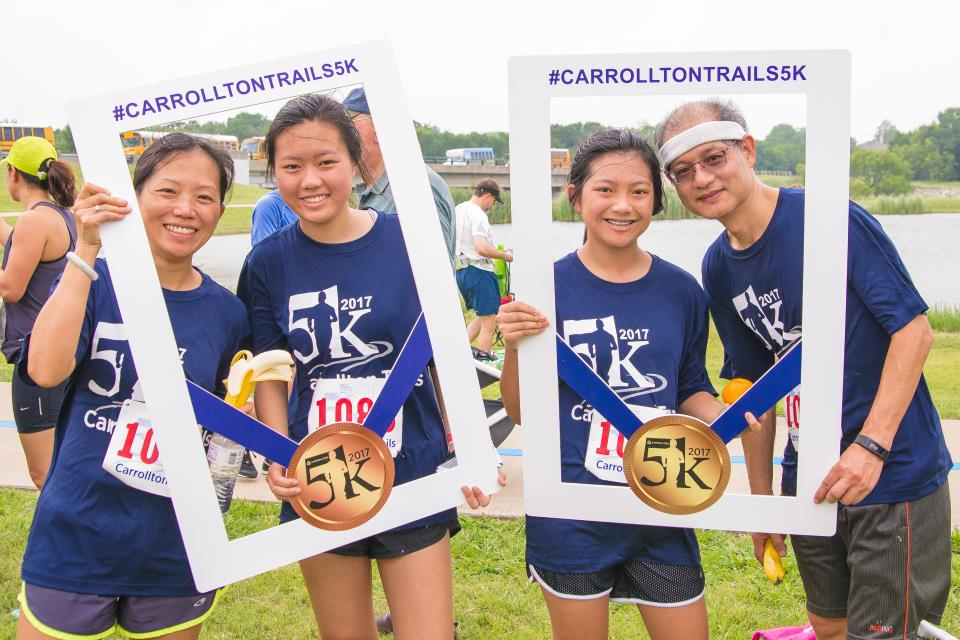 Carrollton Trails 5K