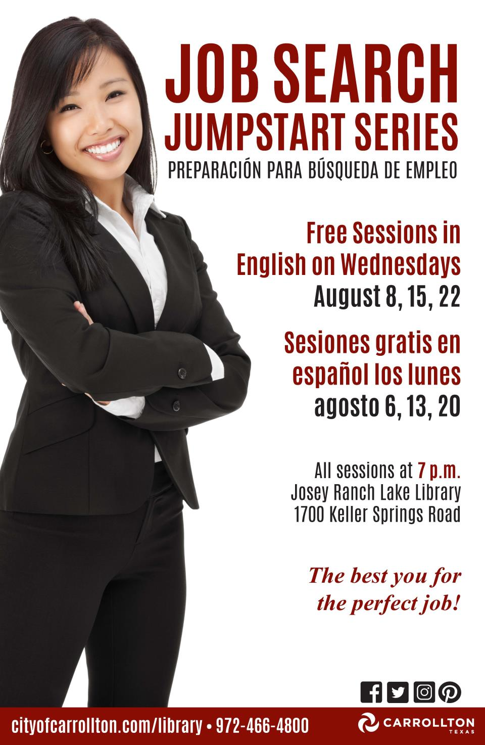Job Search Jumpstart Series_Image