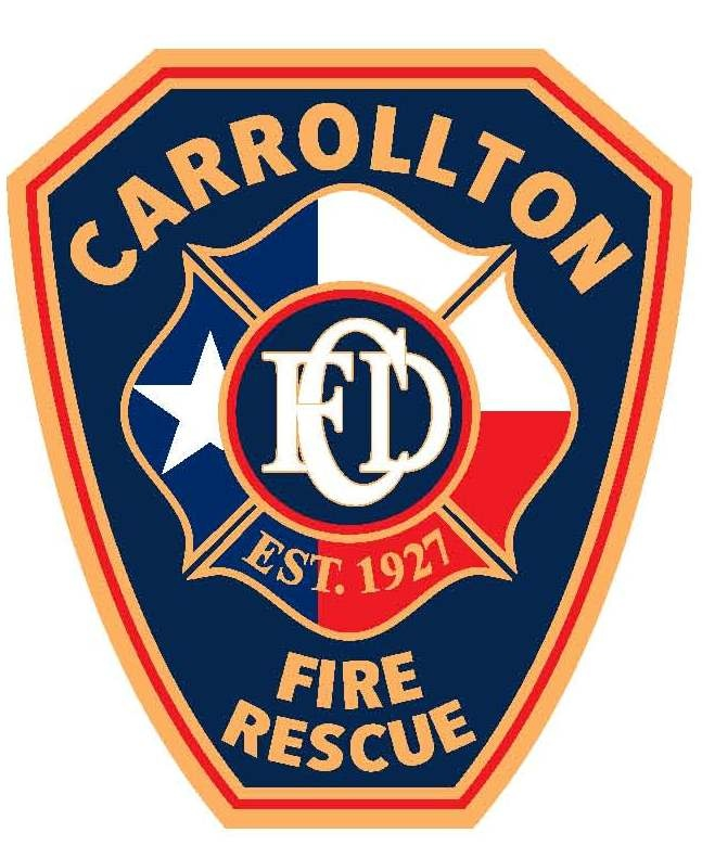 Carrollton Fire Rescue 2011 Patch