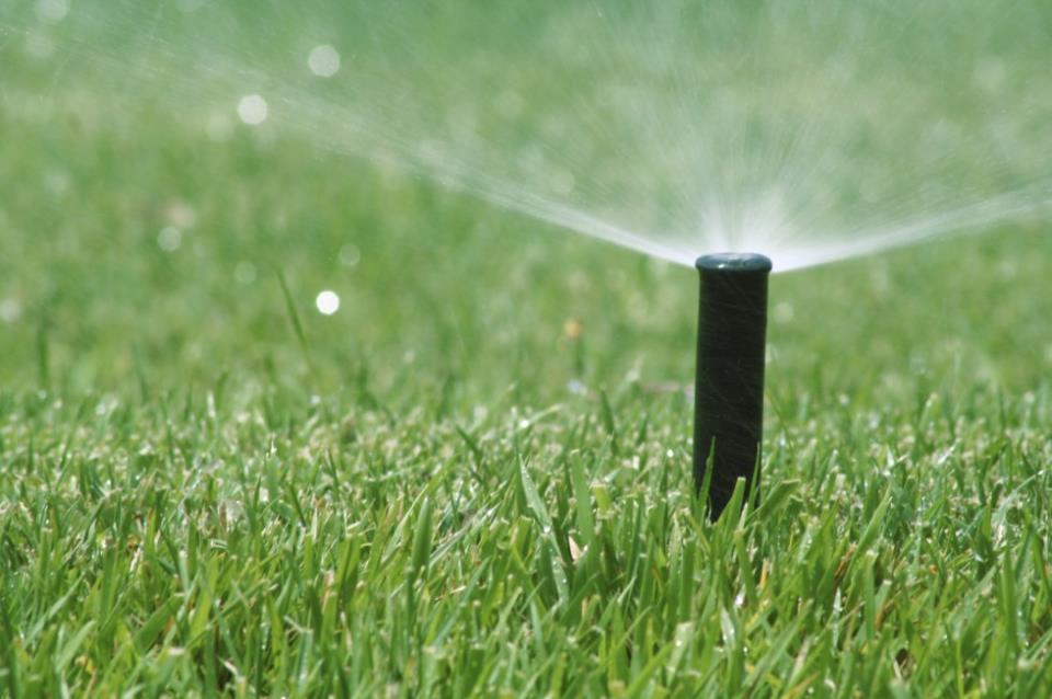 Water efficient sprinkler nozzles city of carrollton tx