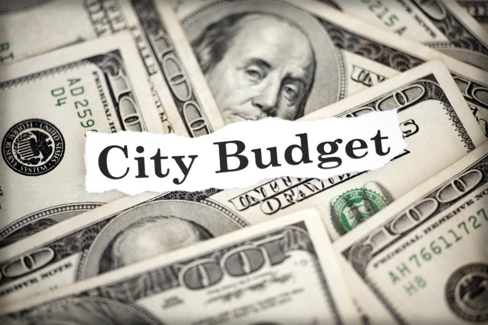 City Budget money