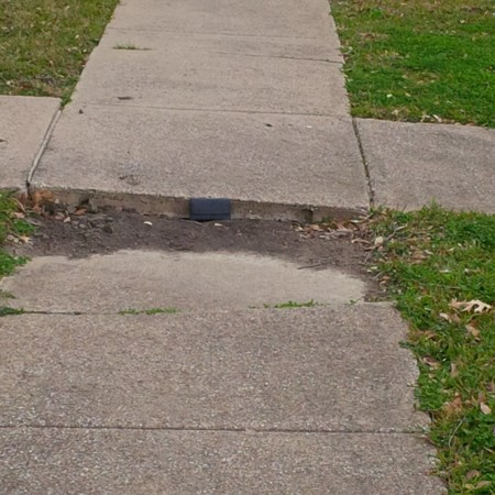 Sidewalk Repair Policy | City of Carrollton, TX