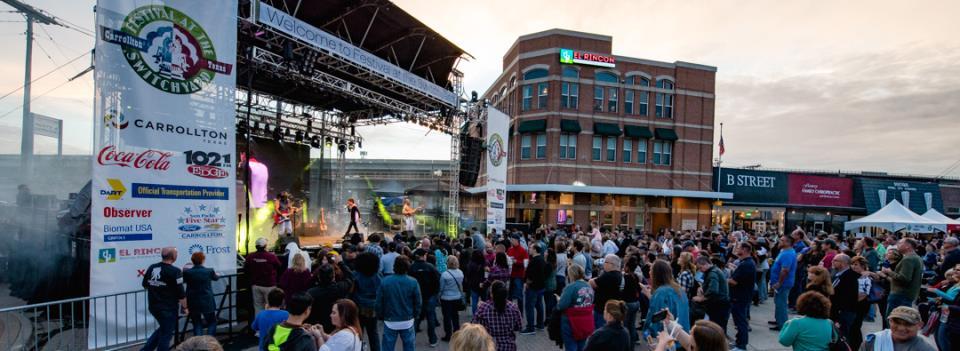 Carrollton's Festival at the Switchyard | City of Carrollton, TX
