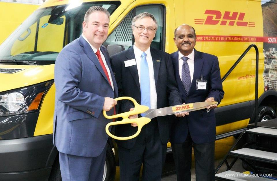 City Welcomes New DHL Facility to Carrollton | Latest City News