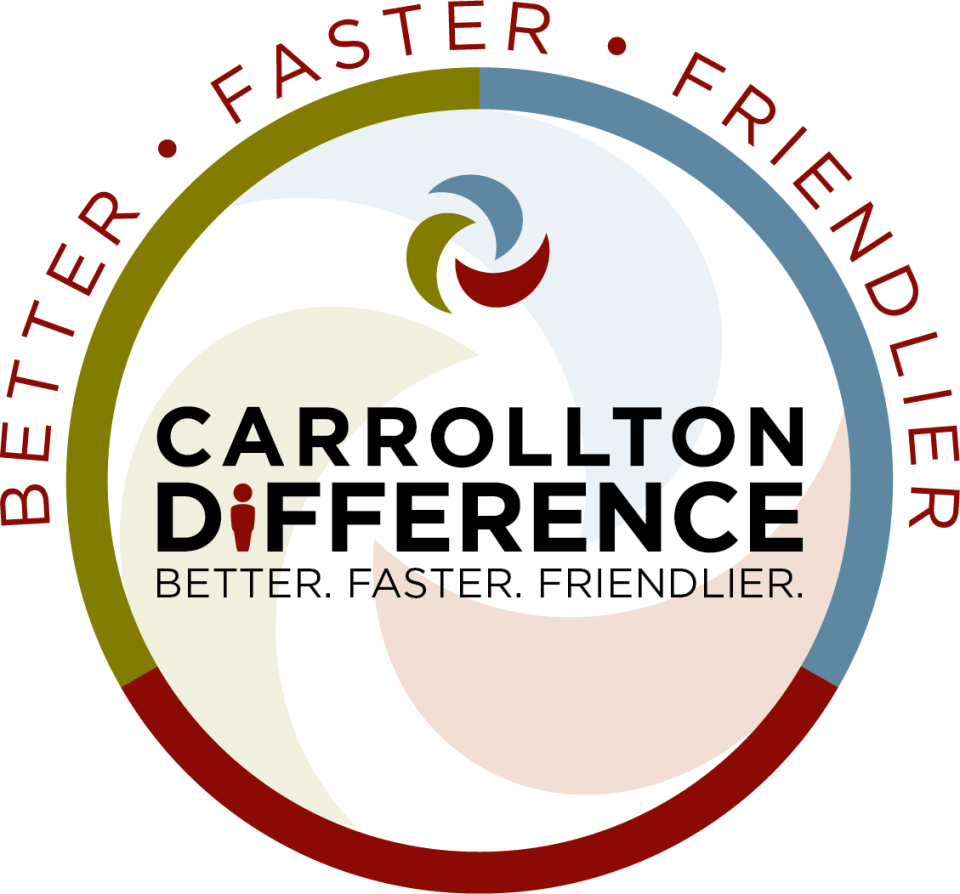 Carrollton Difference_Better Faster Friendlier