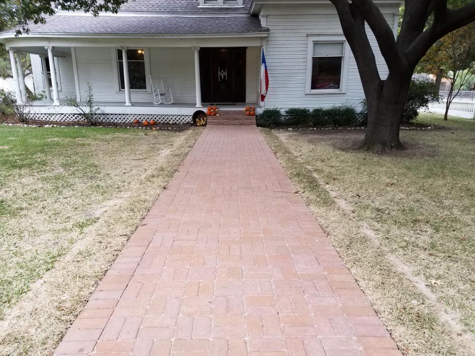 TPWA Award for AW Perry Pavers