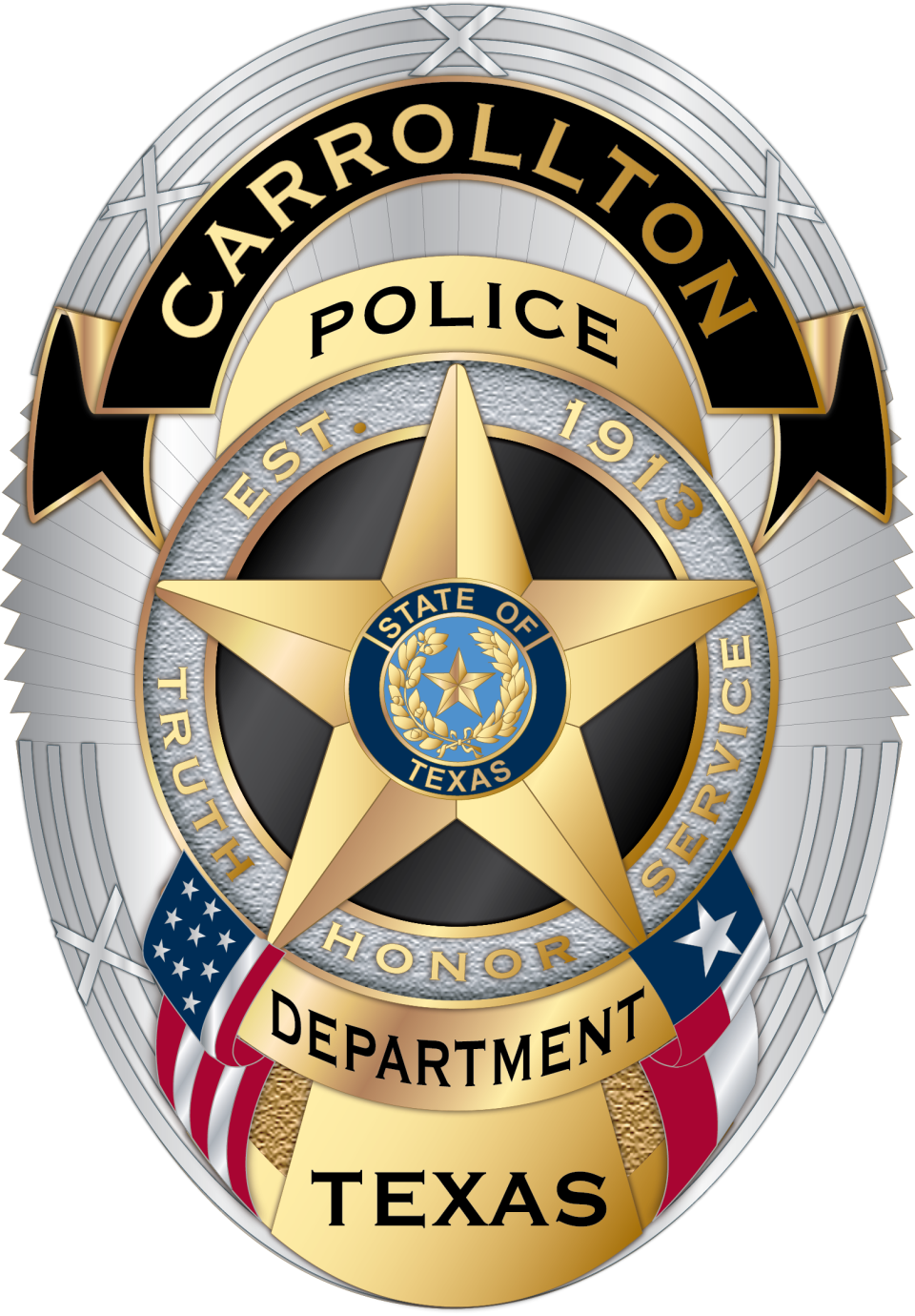 CPD Badge PNG