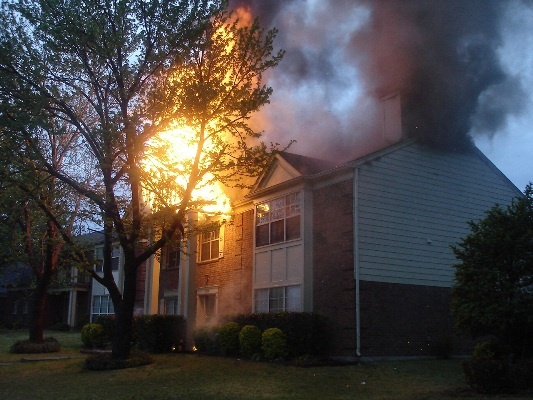 Structure Fire 2009