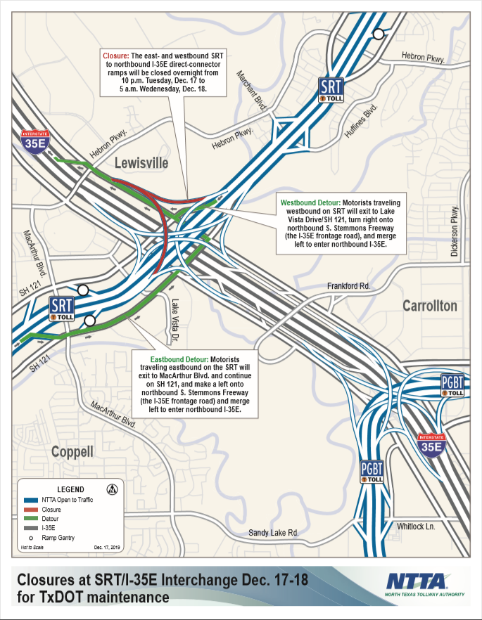 NTTA-SRT-I-35E-Detour-Map