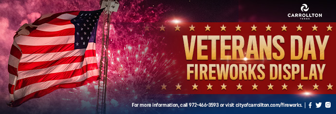 Veterans Day Fireworks Display-Home-Webpage