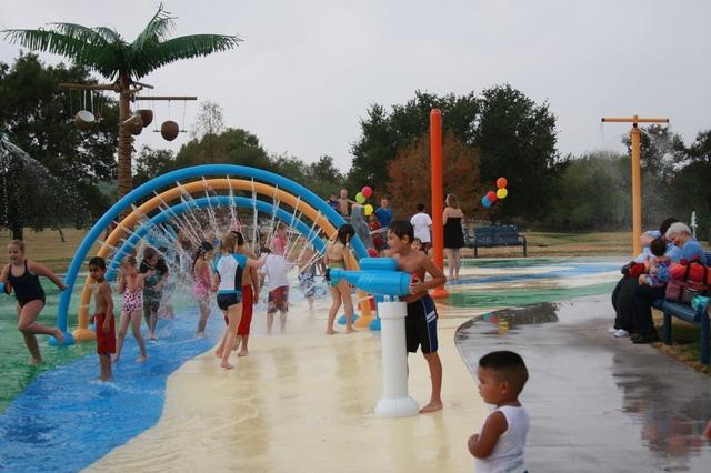 w.j. thomas splash park now open for season | latest city news | city of  carrollton, tx
