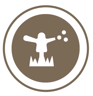 Sprinkler-Icon