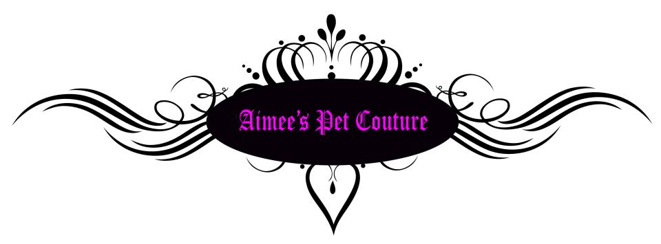 Aimee's Pet Couture