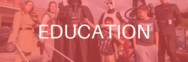 May the 4th EDUCATION banner